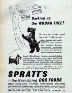 James Spratt e l'inizio del Pet Food.