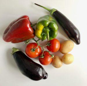 verdure e ortaggi per il tuo carlino